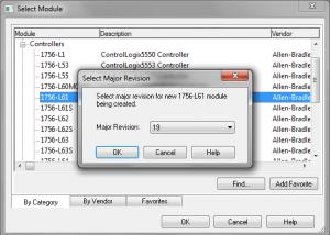 Remote ControlLogix Processor