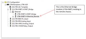 Remote Ethernet IO Configuration