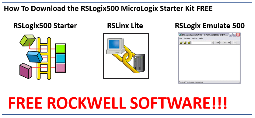 Free Rockwell Software